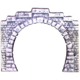 K/131 - Portal do tunelu