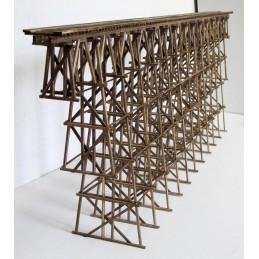 K/463 - Most drewniany L -...