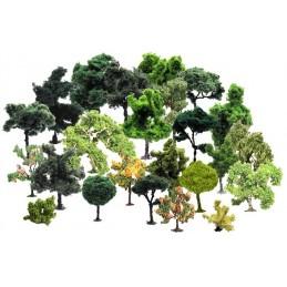 K/076 - Zestaw drzew...