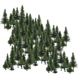 K/077 - Zestaw drzew...